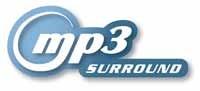 Mp3 får stöd för surroundljud i 5.1