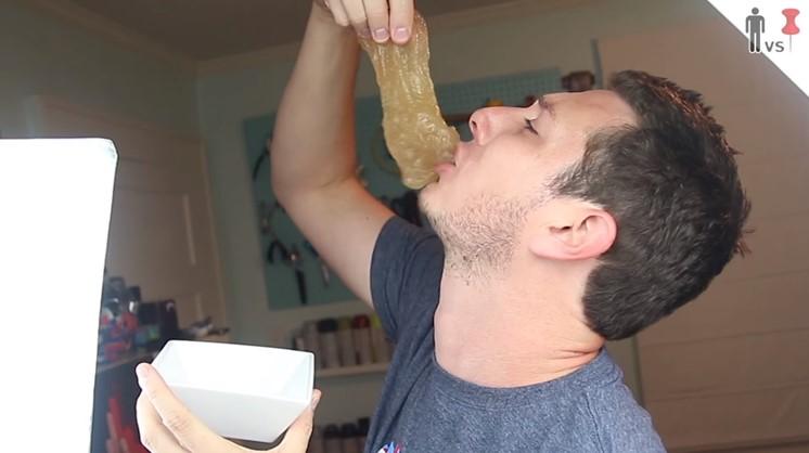 Hur du gör ätbart slem