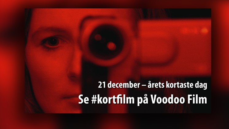Se kortfilm på årets kortaste dag 21 december