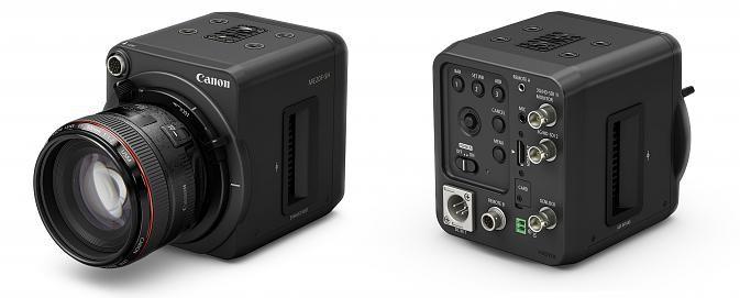 Spela in i mörker med Canons nya kamera
