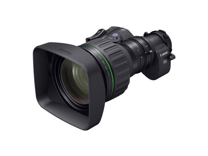 Canons nya lätta 4K-objektiv passar nyhetsfilmare