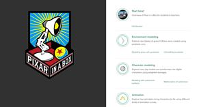 Nybörjare i animering? Lär dig animera med Pixar in a Box