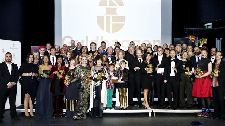 Efterskalv årets bästa film i Guldbaggegalan 2016