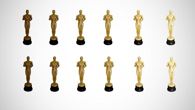För många vita Oscarsnominerade - nu kan reglerna ändras