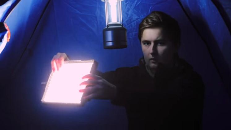 Så ljussätter du dagsljus och nattljus - utan el