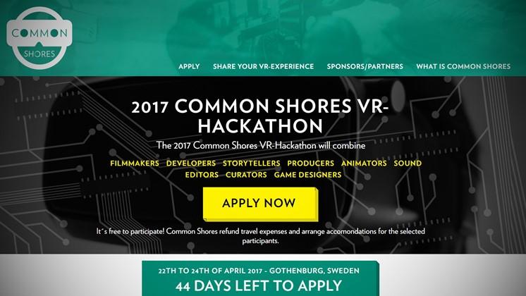 Testa gör film i virtual reality 360 grader