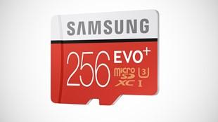 Stort minneskort från Samsung
