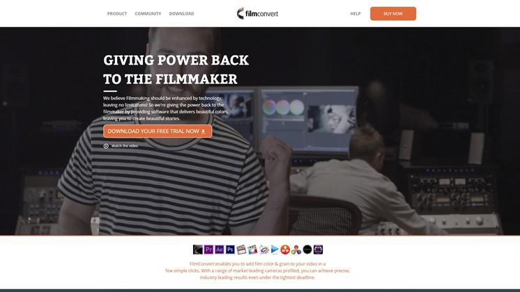 Filmconvert – professionell filmlook nu till Windows