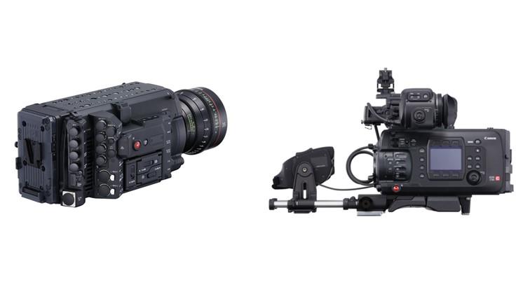Canon lanserar EOS C700 (EF/PL) och EOS C700 GS PL