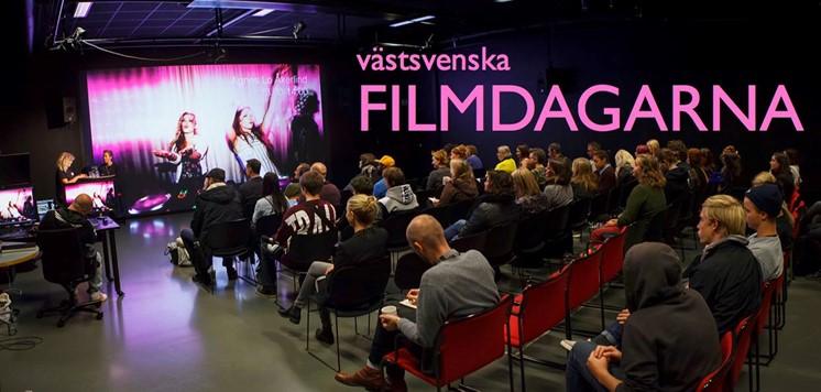 Föreläsningar om film på Västsvenska filmdagarna