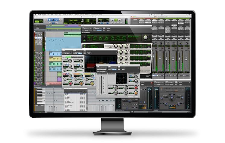 Pro Tools First: professionellt ljudprogram – helt gratis