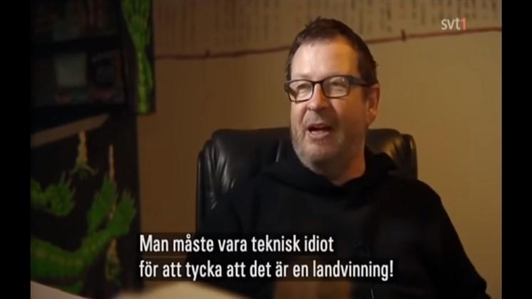 "Lars von Trier om Bergman: ""Teknisk idiot"""
