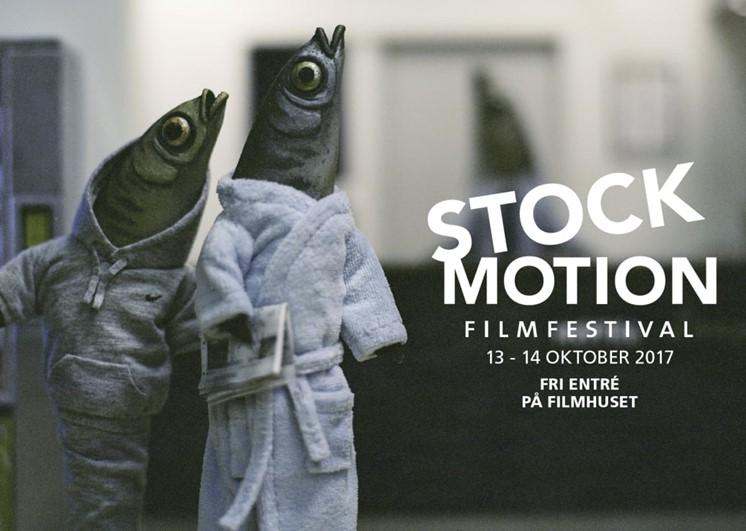 Nu drar STOCKmotion filmfestival 2017 i gång