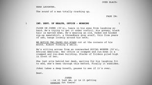 Avancerad manusskrivning - del 2 av 2