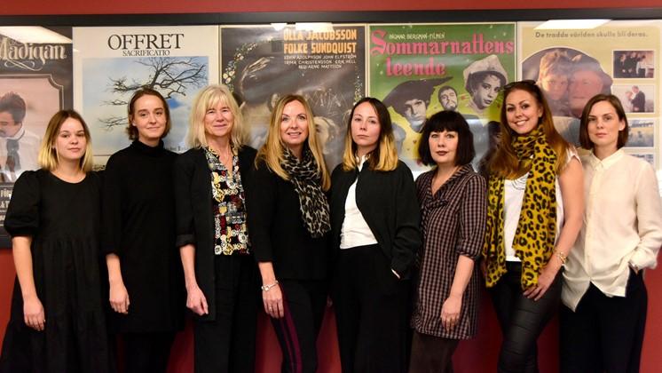 Nu inleds de kvinnliga manusförfattarnas filmer