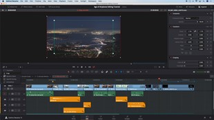Gratis kurser i DaVinci Resolve lär dig klippa film