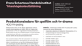 Ny utbildning: Produktionsledare för spelfilm och tv-drama