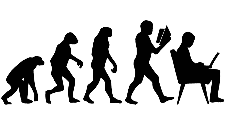 Mediebranschens evolution