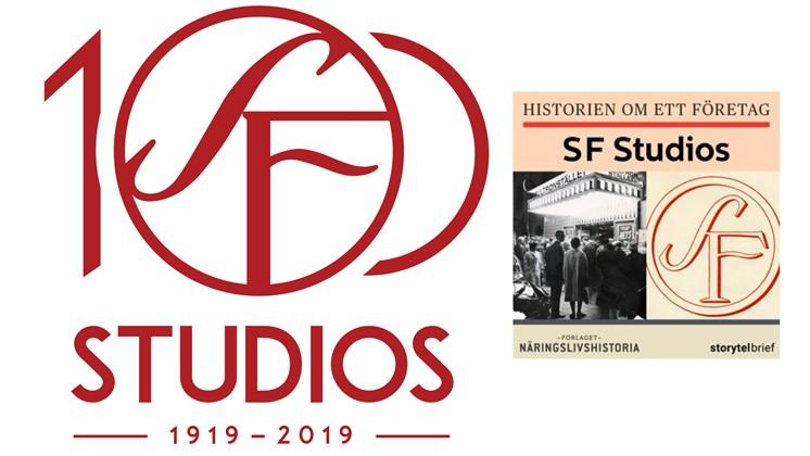 SF Studios firar 100 år – ny ljudbok om företagets historia