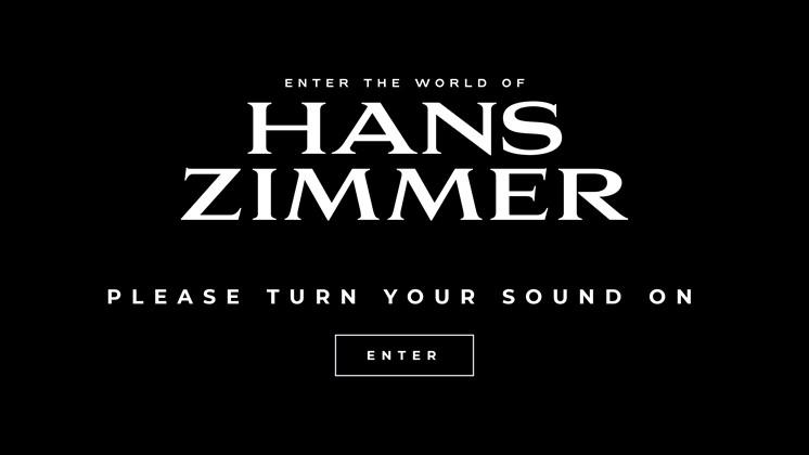 Tävling: Gör den officiella musikvideon till Hans Zimmer