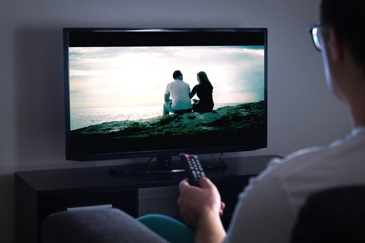 Reklamavbrott i filmtittandet