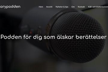 Ny poddradio om berättande i film, tv och andra medier
