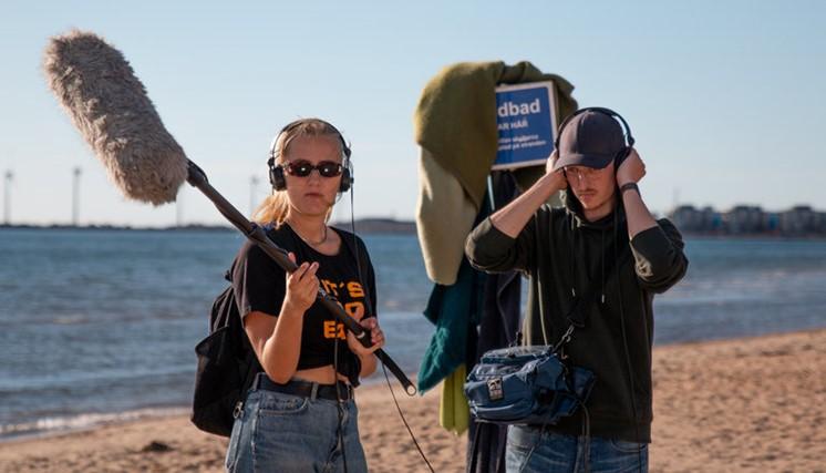 Filmlinjen på Katrinebergs folkhögskola är nu öppen för ansökningar
