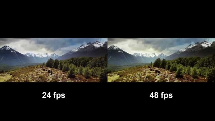 YouTube inför 48 bilder per sekund