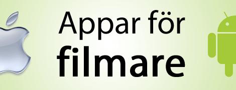 18 iPhone-appar för filmare