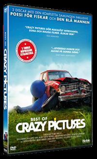 Vinn filmsamling med det bästa från Crazy Pictures