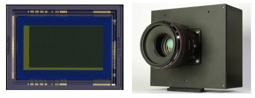Canon utvecklar bildsensor i fullformat som kan se i mörker