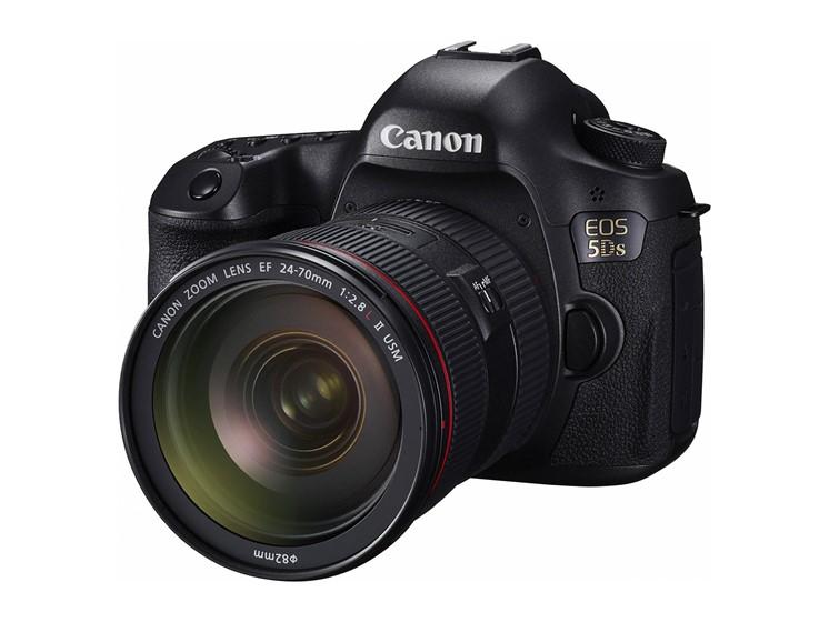 Canon EOS 5DS: 50-megapixel fullformatare