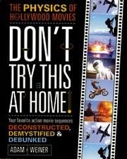 Fysiken bland Hollywoodfilmer granskas i bok