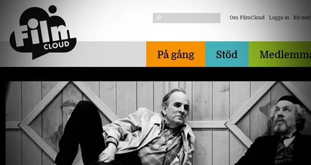 FilmCloud hjälper unga med pengar och kurser i Göteborgsregionen