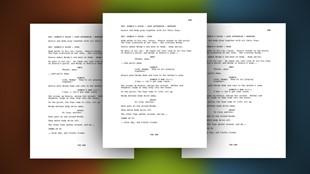 Läs 34 manus från Oscarsfilmer