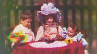 Färgfilm från 1901 hittad - skriver om filmhistorien