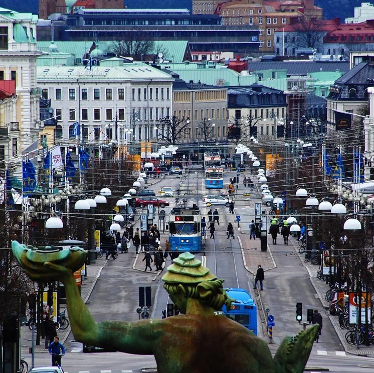 10 miljoner till filmbranschen i Göteborg