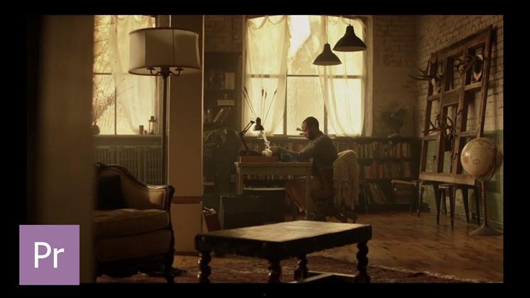 Ge din film en guldkänsla i Premiere Pro