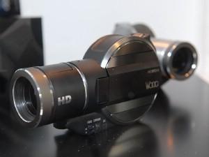 Hitachi släpper första videokameran för blu-ray