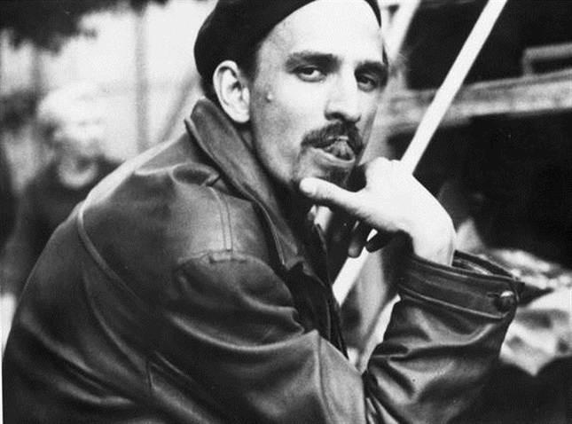 Ingmar Bergman ber journalist att dra åt helvete
