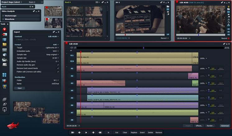 Kom igång med Lightworks - gratis videoredigering för proffs