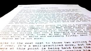Manusnedbrytning: från filmmanus till inspelningsschema