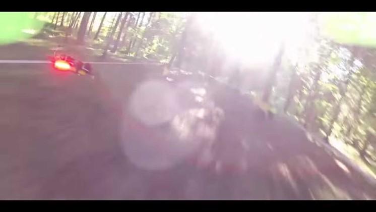 Gör som Star Wars och flyg din drönare i skogen