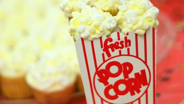 Popcorn är 1 275 procent dyrare på bio