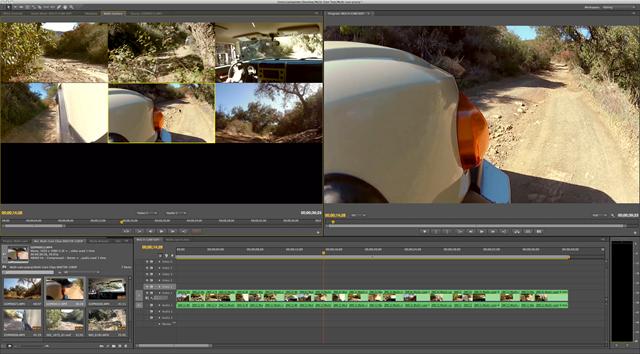 Nyheterna i Adobe Premiere Pro CS6