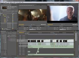 Videoredigering på dator