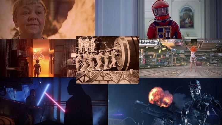 Se fantastiska samlingen sci-fi från senaste 112 åren