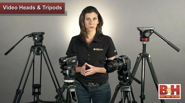 Hitta rätt stativ till din videokamera