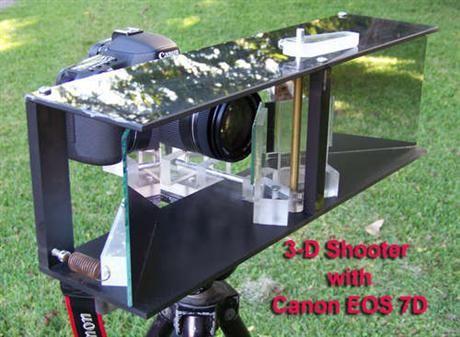 Bygg ett eget stereoskopiskt 3D-objektiv