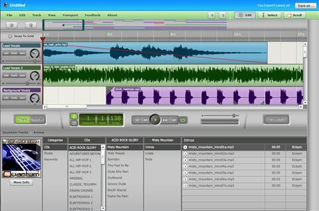 Myna: Grym ljudeditor med flera spår